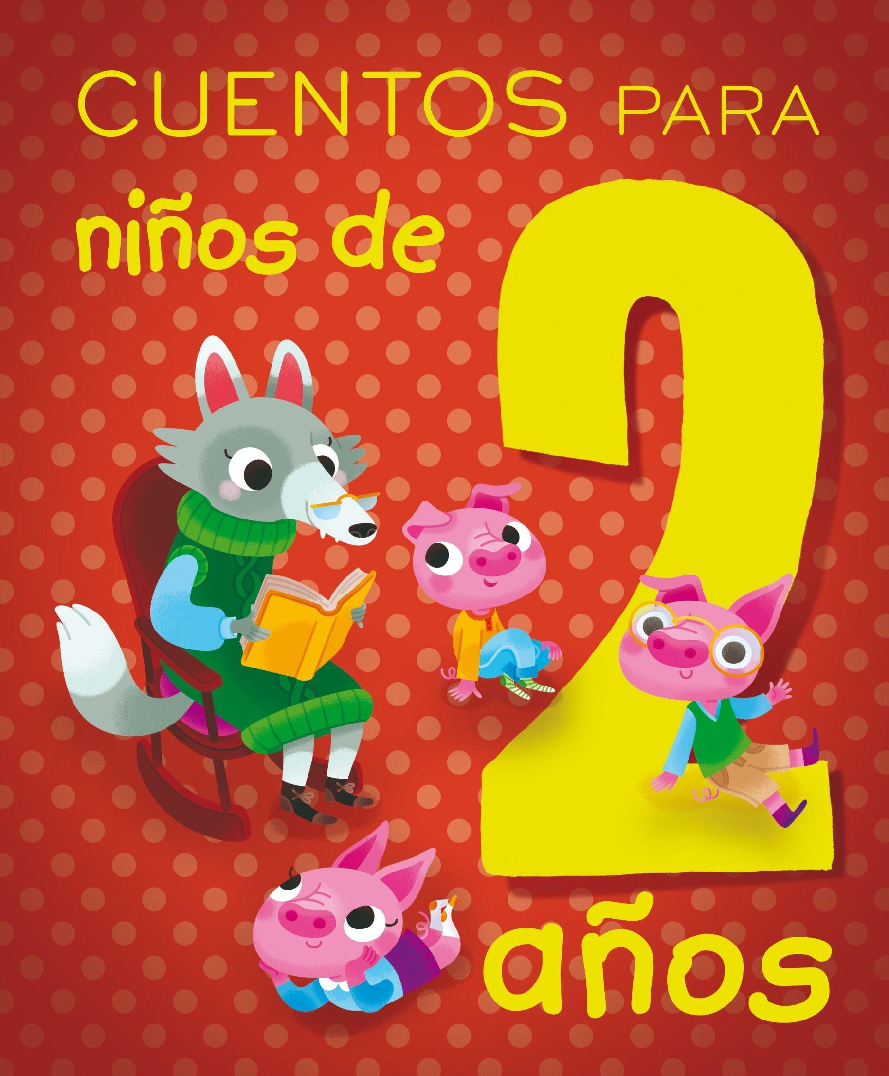 Cuentos para niños de 2 años (p.d.)