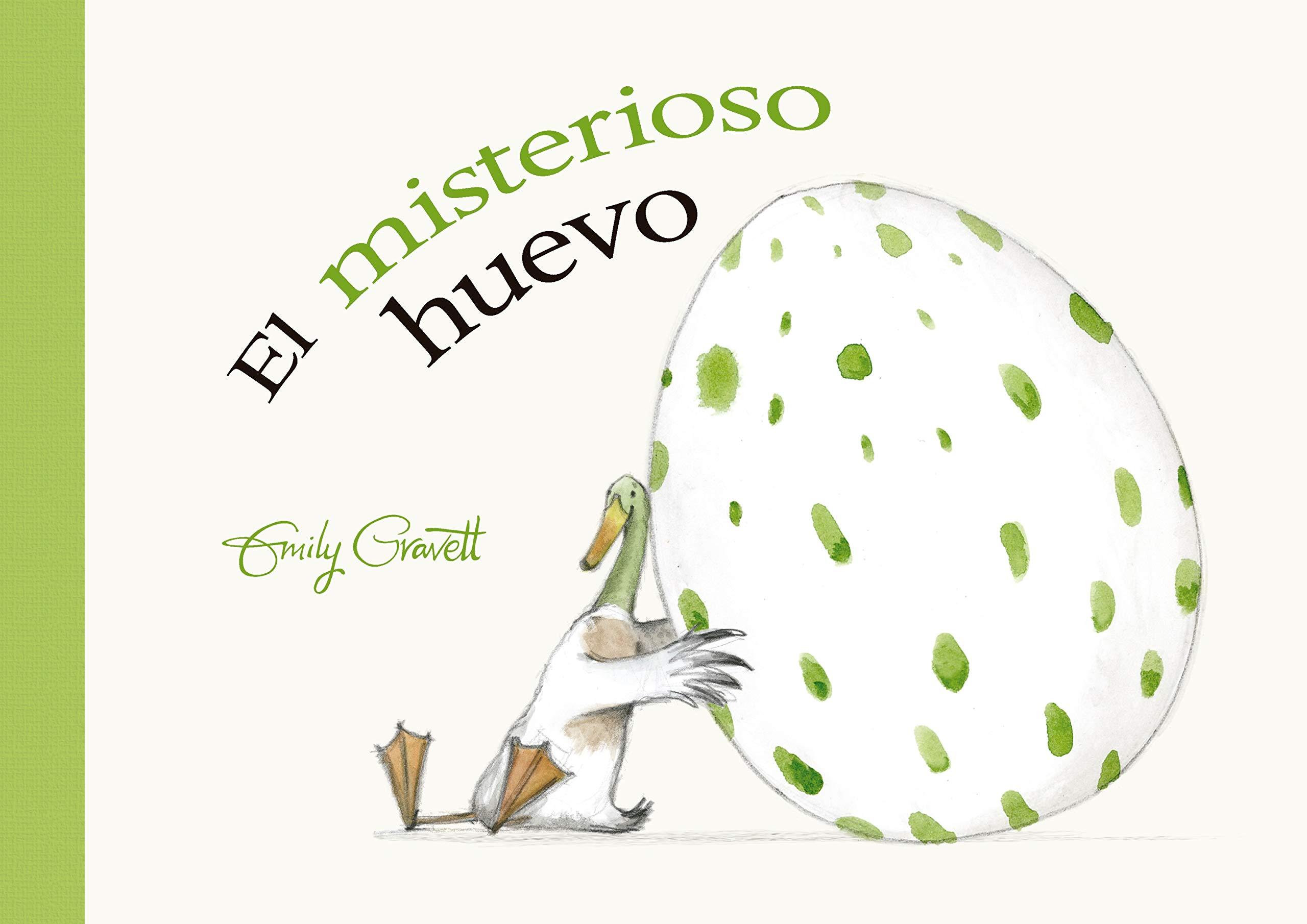 El misterioso huevo (p.d.)
