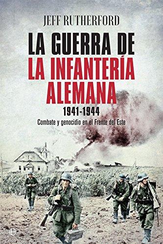 Guerra de la infantería alemana 1941 - 1944