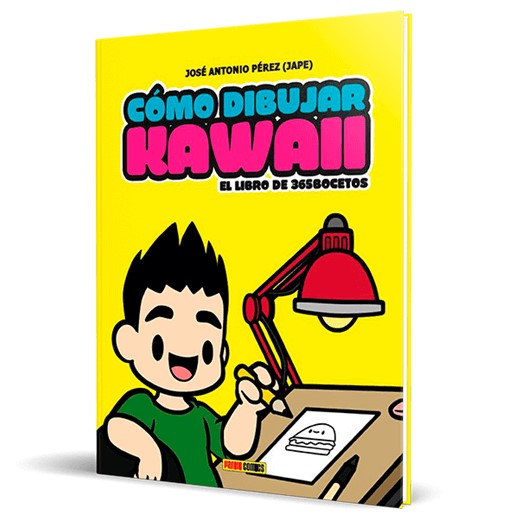 Cómo dibujar kawai