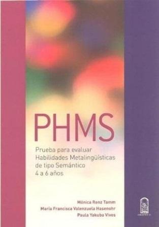 PHMS Prueba de habilidades metalingüísticas de tip o Semántico