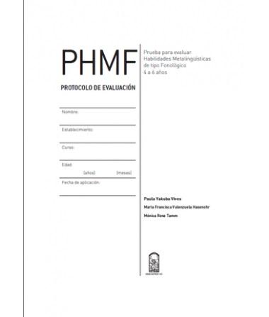 Protocolo de Evaluacion PHMF Set 10 Unidades