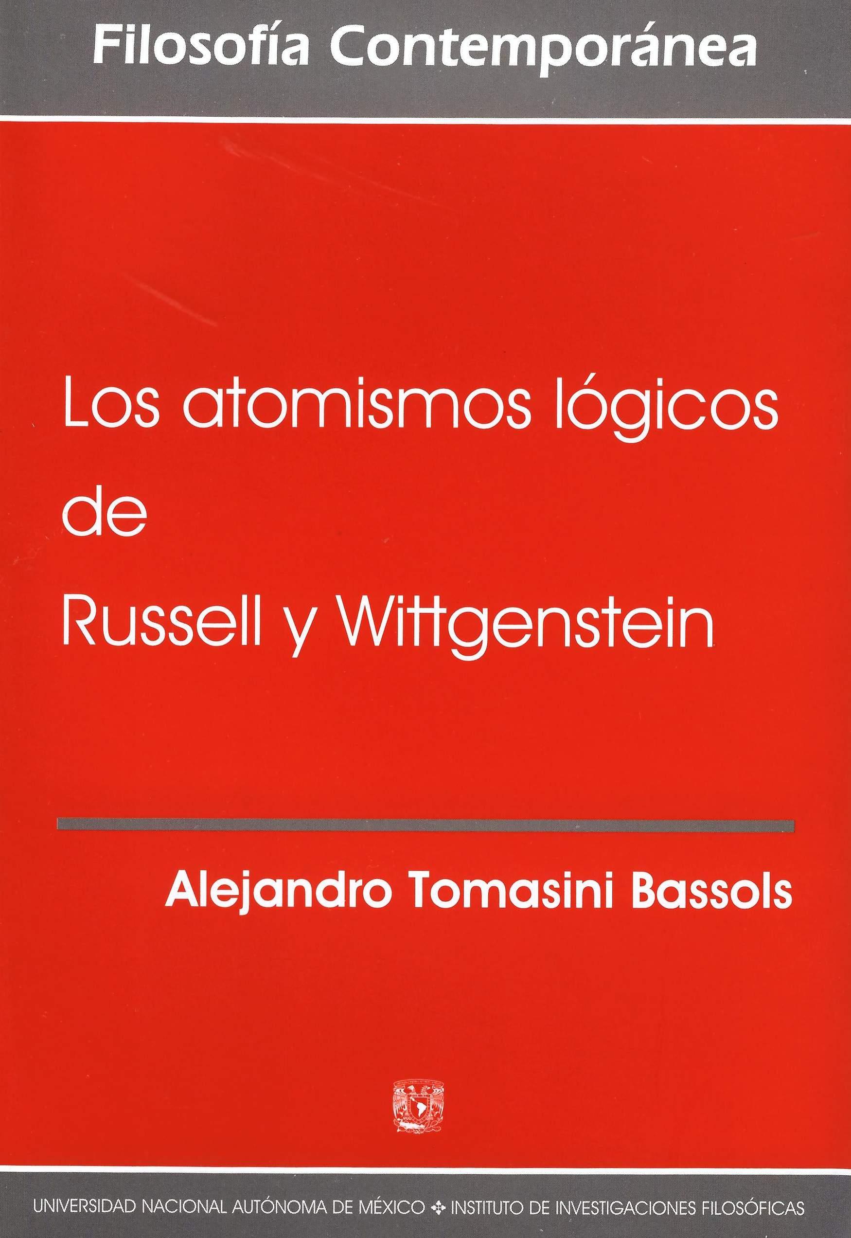 Los atomismos lógicos de Russell y Wittgenstein