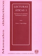 Lecturas áticas I. Cuestionarios y ejercicios