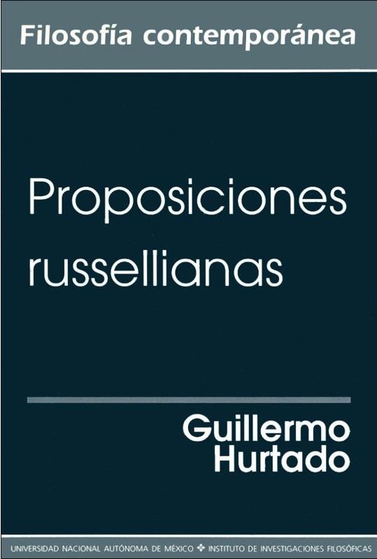 Proposiciones russellianas