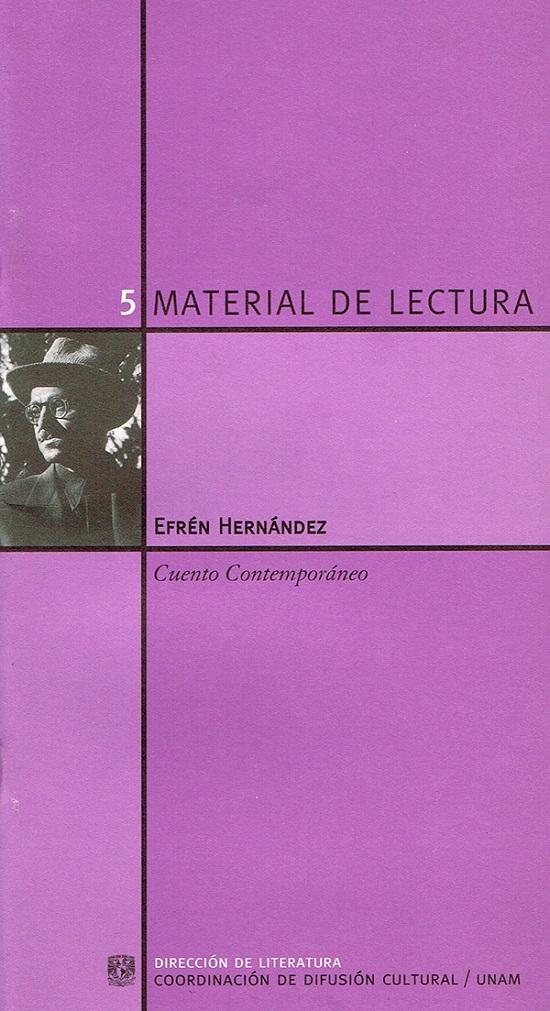 Material de lectura serie cuento contemporáneo No. 5