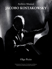 Archivo musical Jacobo Kostakowsky