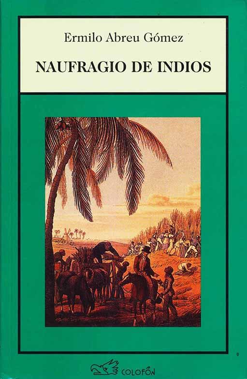 Naufragio de indios