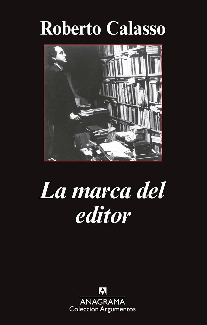 La marca del editor (a)