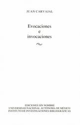 Evocaciones e invocaciones