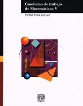 Cuaderno de trabajo de matemticas V