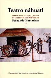 Teatro náhuatl Vol. II