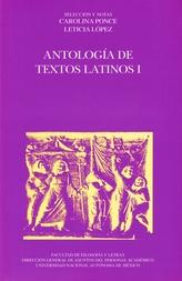 Antología de textos latinos I