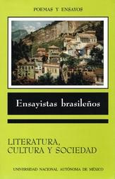 Ensayistas brasileños. Literatura, cultura y sociedad