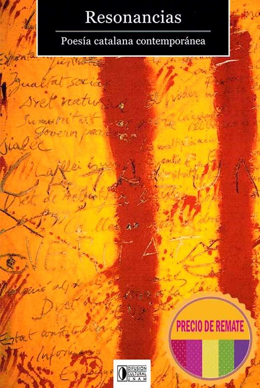 Resonancias. Poesía catalana contemporánea