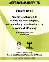 análisis y evaluación de habilidades metodológicas, conceptuales y profesionales
