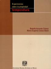 Experiencias sobre la propiedad temperatura