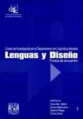 Lenguas y diseño. Puntos de encuentro