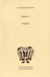 Obras I. Poesía