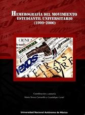 Hemerografía del movimiento estudiantil universitario (1999-2000)