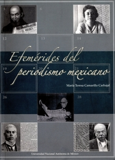 Efemerides del periodismo mexicano