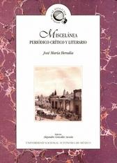 Miscelánea. Periódico crítico y literario