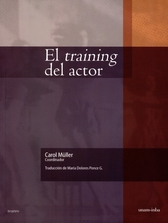 El training del actor