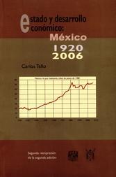 Estado y desarrollo económico: México 1920-2006