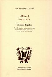 Obras II. Narrativa II. Ensalada de pollos. Novela de estos tiempos que corren. Tomada del carnet de Facundo. 1869-1870 1871 1890