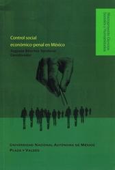 Control social económico-penal en México
