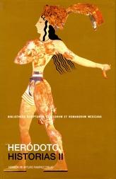Historias Tomo II de Heródoto