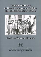 Estudios avanzados de derecho internacional público en ciencias políticas y sociales
