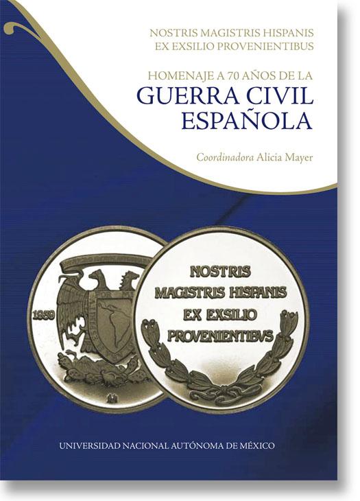 Nostris magistris hispanis ex exsilio provenientibus. Homenaje