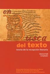 En busca del texto. Teoría de la recepción literaria