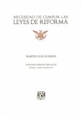 Necesidad de cumplir las Leyes de Reforma