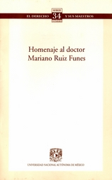 Homenaje al Dr. Mariano Ruiz Funes