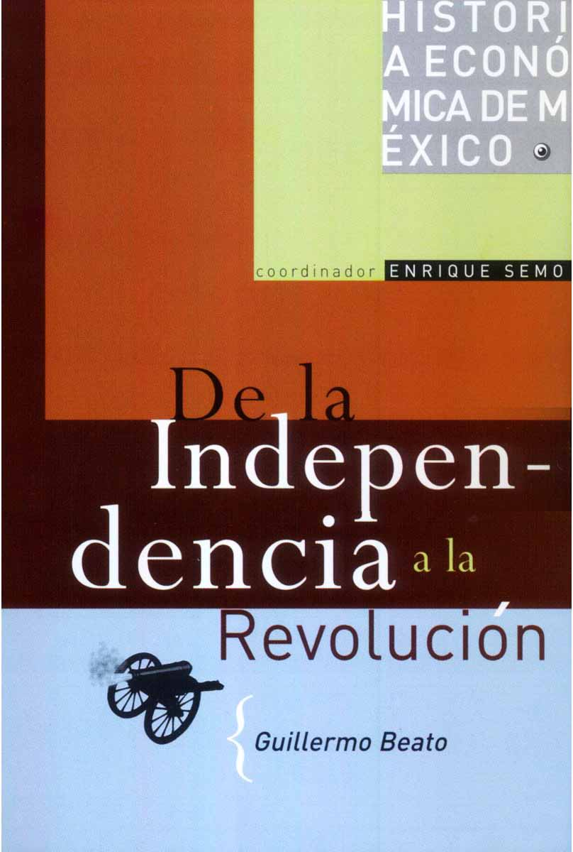 Historia económica de México, vol. 3. De la Independencia a la Revolución