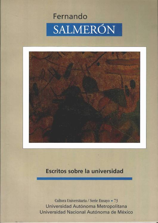 Escritos sobre la universidad