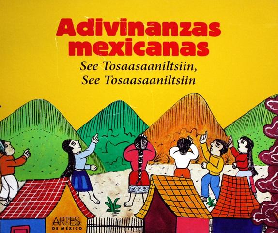 Adivinanzas mexicanas P/R