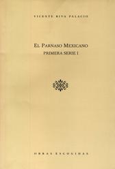 El Parnaso Mexicano primera serie I Vol. XII