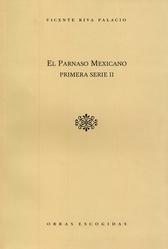 El Parnaso Mexicano primera serie II Vol. XIII