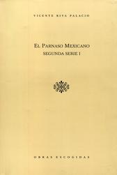 El Parnaso Mexicano segunda serie I Vol. XIV