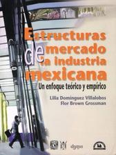 Estructuras de mercado de la industria mexicana
