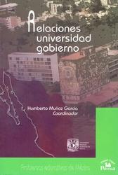 Relaciones universidad gobierno