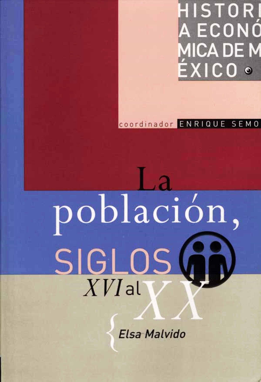 Historia económica de México, vol. 7. La población, siglos XVI al XX
