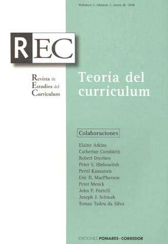Teoría del curriculum