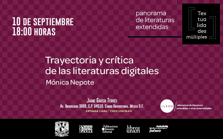 Trayectoria y crítica de las literaturas digitales