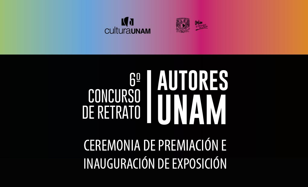 6TO CONCURSO DE AUTORES UNAM