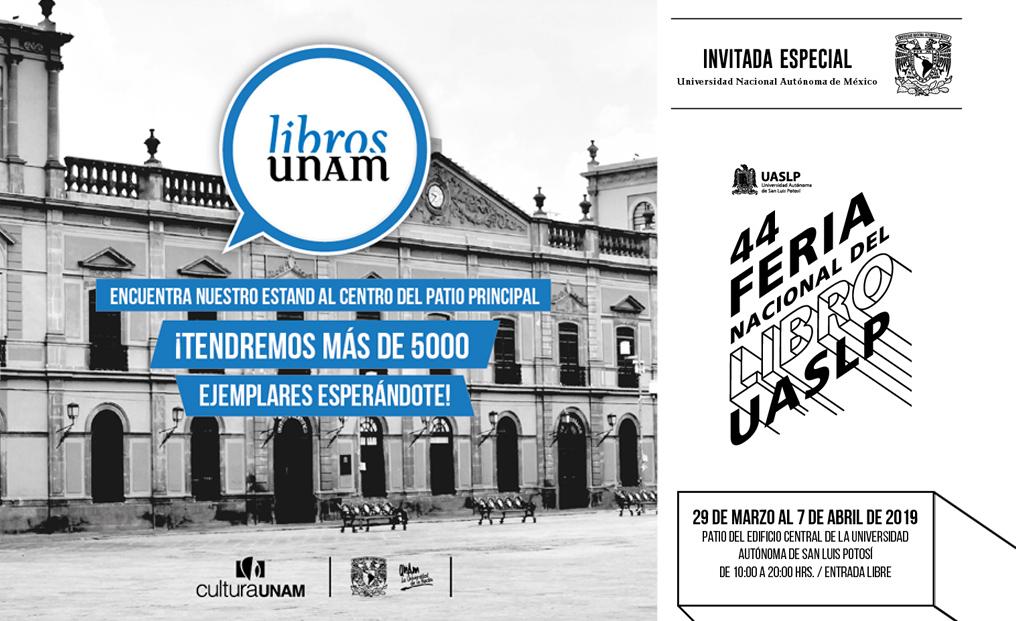 UNAM Invitada especial