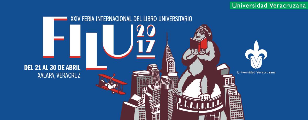 Libros UNAM de costa a costa, presente en la FILU 2017